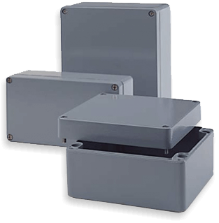 Aluminium Cast Junction Box